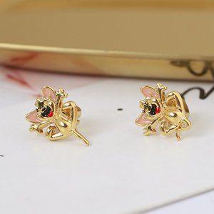Kate Spade Cute Mouse Earrings